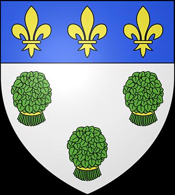 Wappen Vernon
