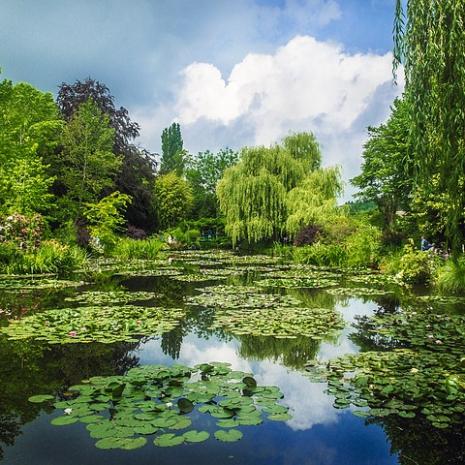 Monet Garten
