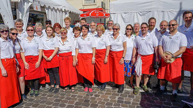 Fahrt zur Vernonmesse des Städtepartnerschaftskomitees Bad Kissingen
